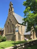 St Anne's summer 2017 bell tower